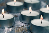 Candles — Stockfoto