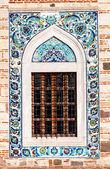 Ventana de estilo antiguo otomano — Foto de Stock