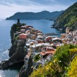Vernazza - Foto Stock