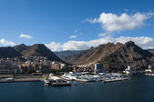 Santa Cruz de Tenerife — Stock Photo