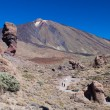 Stock Photo: Teide national park
