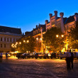 Sibiu - night view — Stock Photo #14410443