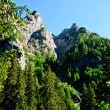 bucegi mountains — Stock Photo