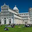 Stock Photo: Pisa