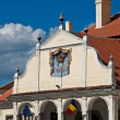 Concil House, Brasov — Stock Photo