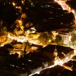 Brasov-night view — Stock Photo
