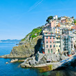 Riomaggiore, Tuscany, Italia - Stock Photo