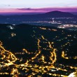 Brasov-night view — Foto de Stock