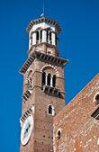 Verona lamberti kulesi — Stok fotoğraf