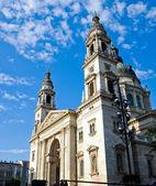 St. Stephen's Basilica — Stock Photo
