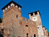 Castelvecchio — Stock Photo