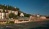 圣圣彼得城堡维罗纳 — 图库照片