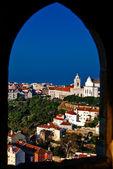 Alfama district - Lisbon — Stock Photo