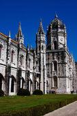 Jeronimos Monastery - Lisbon — Stock Photo