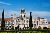 Jeronimos Monastery - Lisbon — Stock Photo
