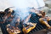 Chicken grill — Stock Photo