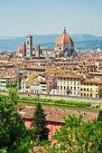 Dumo we Florencji — Zdjęcie stockowe