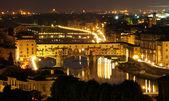 Ponte vechio — Foto Stock