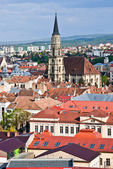 St. Michael's Church, Cluj-Napoca — Stock Photo