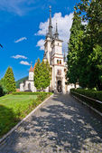 Saint Nicholas Church, Brasov — Stock Photo