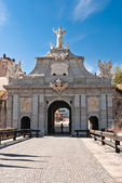 Alba Iulia Fortress Gate — Stock Photo