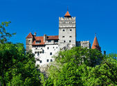 Bran Castle — Stock Photo