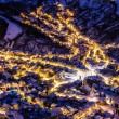 Brasov overview — Stock Photo