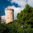 Stock Photo: Bellver Castle