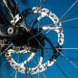 Royalty-Free Stock Photo: Bike Wheel