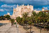 Palma de Majorca Cathedral — Stock Photo