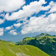 Fagaras mounrains — Stock Photo