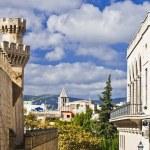 Постер, плакат: Street view in Palma de Majorca