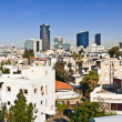 Tel-Aviv panoramic view — Stock Photo