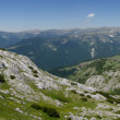 Retezat mountains-panoramic view — Stock Photo