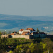 Fortress in Brasov — Stock Photo