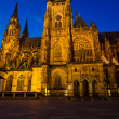 Stock Photo: St Vitus Cathedral, Prague, Czech Republic