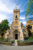 "Romano-chatolic church ""Sfanta Cruce"" — Stock Photo"
