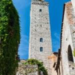 Tower in San Gimignano, Toscana landmark — Stock Photo #26378799