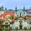 Spires and Rooftops, Old Town, Prague — Stock Photo