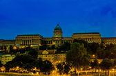Buda Castle (Royal Palace) — Stock Photo