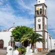 The church of San Gines, Arrecife, Lanzarote — Stock Photo
