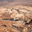 Touristic resort in Judaean Desert — Foto de Stock
