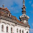 Architectural detail in Cluj Napoca — Stock Photo