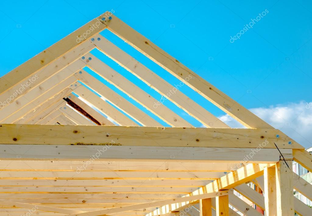 Крыша каркасного домика своими руками 35