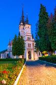 Saint Nicholas Church, Brasov City, Transilvania — Stock Photo