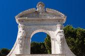 Portál v římě — Stock fotografie