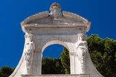 Roma'da portal — Stok fotoğraf