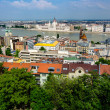 Stock Photo: Budapest overview