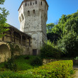 Постер, плакат: The Tin Coaters Tower
