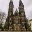 Church of St. Peter and Paul on Vysehrad — Stock Photo